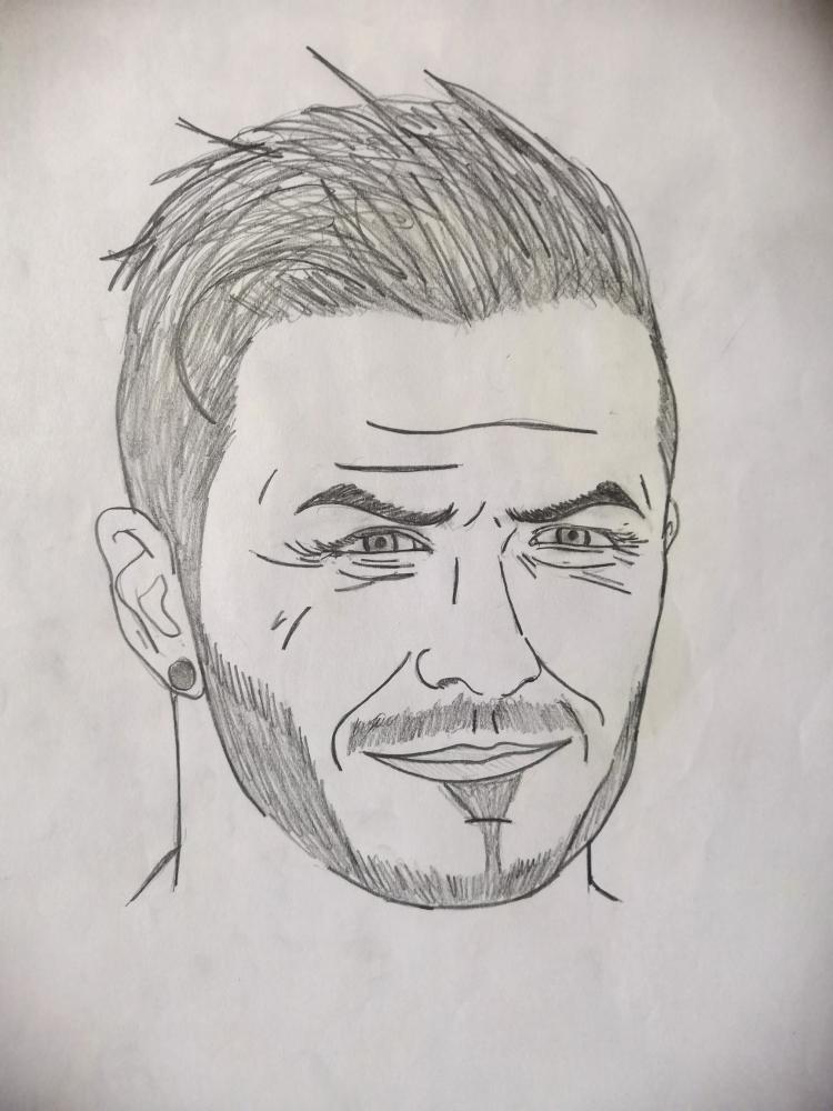 David Beckham by theimperador10